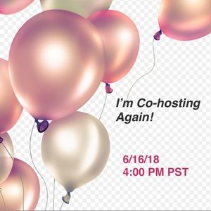 Other - Co-Hosting 6/16!